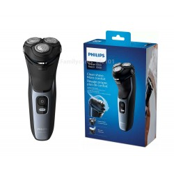 Philips Shaver series 3000 Wet or Dry electric shaver, Series 3000 S3133/51