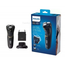 Philips Shaver series 3000 Wet or Dry electric shaver, Series 3000 S3333/54