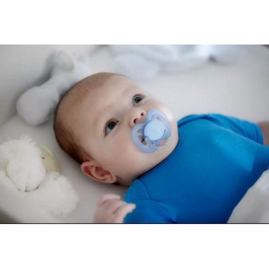 Philips Avent Freeflow soothers