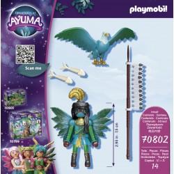 Playmobil Adventures of Ayuma Knight Fairy