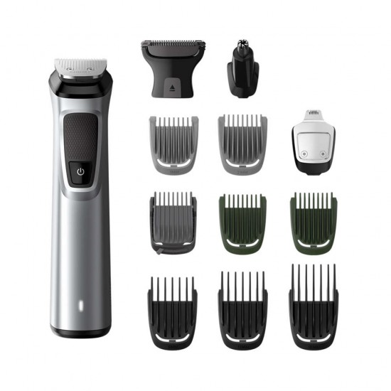 Multigroom series 7000 13-in-1, Face, Hair and Body MG7715/33