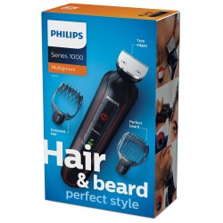 Philips Multigroom series 1000 Cordless Hair Beard Trimmer comb QG415/13