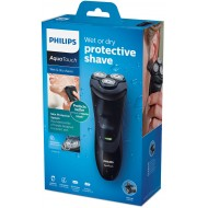 Philips AquaTouch Wet & Dry Electric Shaver Men's With Pop-Up Trimmer -AT899/06