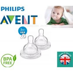 Philips Avent Anti-colic teat SCF633/27