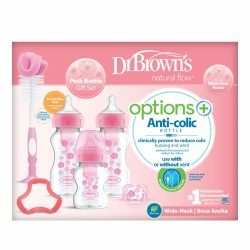 OPTIONS + GIFT SET PINK