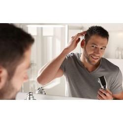 Hairclipper series 5000 Hair clipper with titanium blades & 4 combs HC5450/83