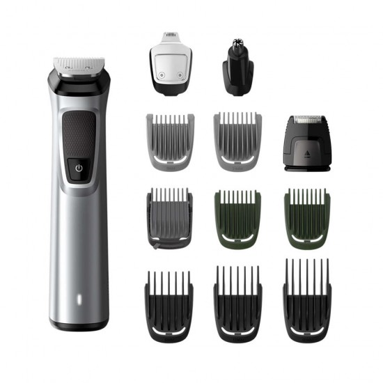 Multigroom series 7000 12-in-1, Face, Hair and Body MG7710/13