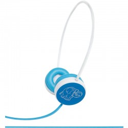 Groov-e GVMF01BE Children's Headphones with Volume Limiter - Blue