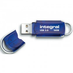 Integral COURIER16GB Courier USB Flash Drive 16GB
