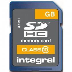 Integral INSDH16G10 Secure Digital (SD) Card 16GB - Class 10