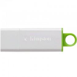 Kingston 128GB DataTraveler G4 USB 3.0 Flash Drive - Green